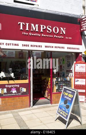 Shoe Repair Shop Aberdeen