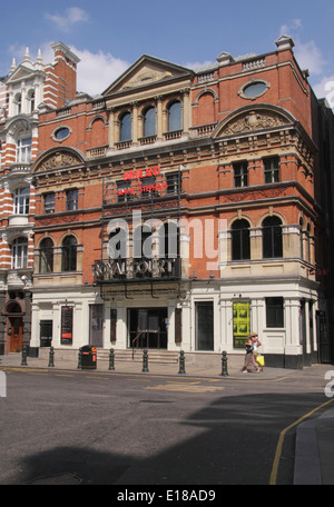 Royal Court Theatre Sloane Square Chelsea London - Stock Photo