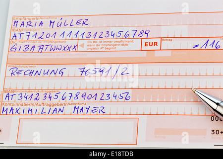 bareinzahlung bank austria