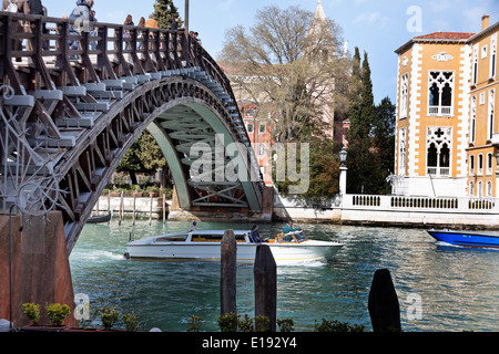 Der ber¸hmte Canale Grande in Venedig, Italien, Europa - Stock Photo