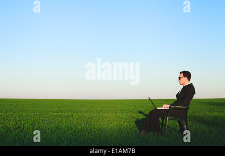 hacker - Stock Photo