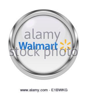 walmart icon logo isolated app button stock photo royalty