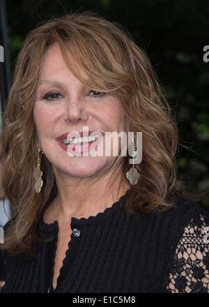 New York, NY, USA. 29th May, 2014. Marlo Thomas at arrivals for New York Restoration Project 13th Annual Spring - Stock Photo