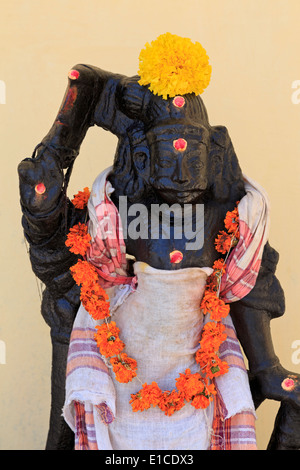 Ayyanar Temple (South Point),Port Blair,Andaman Islands,India,Asia - Stock Photo
