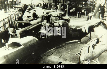 Ilyushin, Il-2, Shturmovik - Stock Photo