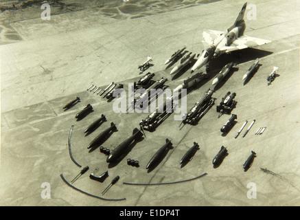 Israel Aircraft Industries Ltd , Kfir - Stock Photo