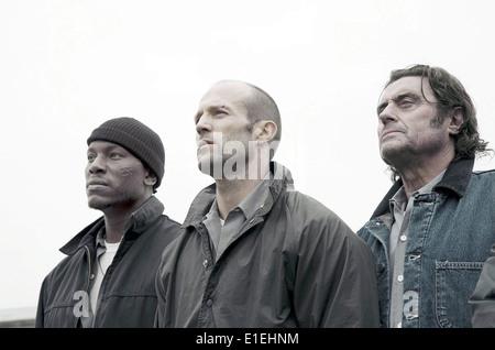 DEATH RACE (2008) TYRESE GIBSON JASON STATHAM IAN MCSHANE PAUL W S ANDERSON (DIR) MOVIESTORE COLLECTION LTD - Stock Photo