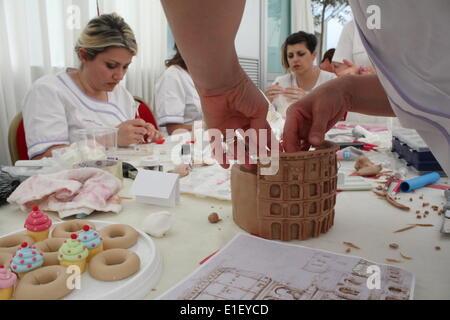 Rome, Italy 1st June 2014 Cake Design Italian Festival ...