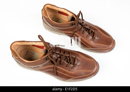 Clarks Active Air Vent Mens Shoes Stock Photo 70060395