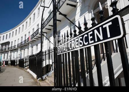 Royal Crescent - Stock Photo