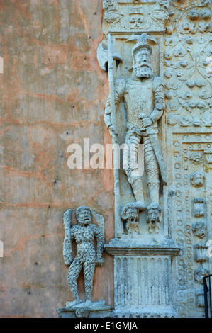 Mexico, Yucatan state, Merida, the capital of Yucatan, square of independence - Stock Photo