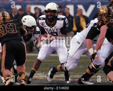 A United States Military Academy football game played at ...