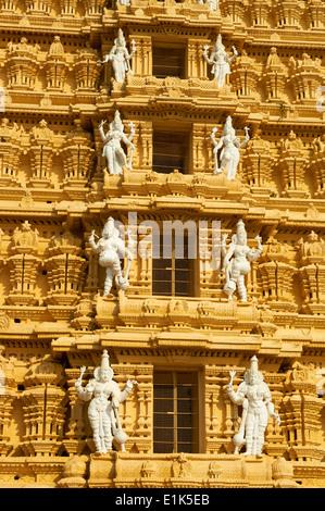 India, Karnataka, Mysore, Chamundi hill, Sri Chamundeswari temple