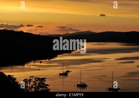 Sunset on the Isle of Skye
