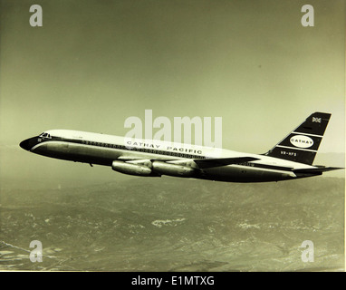 Convair , 880 - Stock Photo