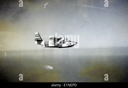 Grumman, UF-1G (SA-16A), Albatross - Stock Photo