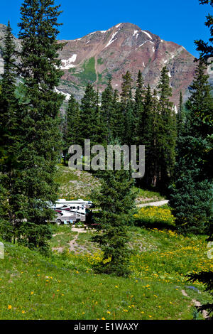 Crested Butte, Colorado - Stock Photo