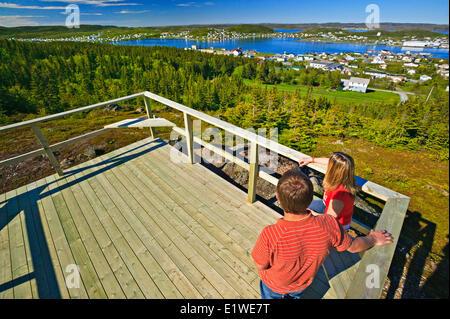 St. Anthony, Newfoundland, Canada - Stock Photo