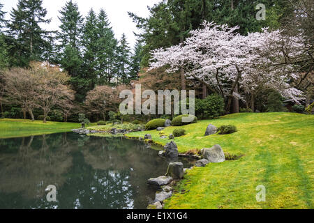 Nitobe Memorial Garden in Vancouver Canada Stock Photo: 41909651 - Alamy