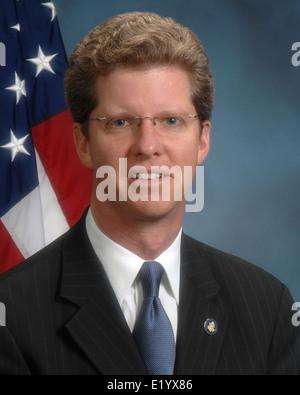 United States Department of Housing and Urban Development Secretary Shaun L.S. Donovan - Stock Photo