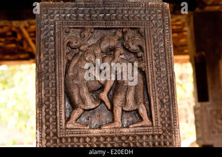 Embekke Temple - Stock Photo