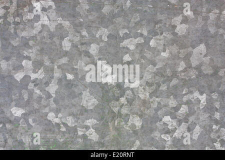 Zinc galvanized metal texture - Stock Photo