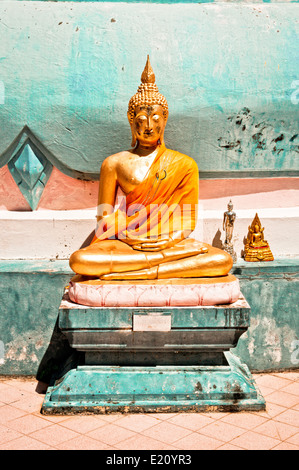 Buddha statue in Koh Samui tropical island, Thailand - Stock Photo