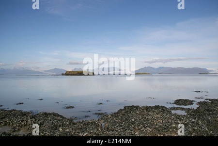 Vatnajokull glacier lagoon near Hofn, Iceland. - Stock Photo