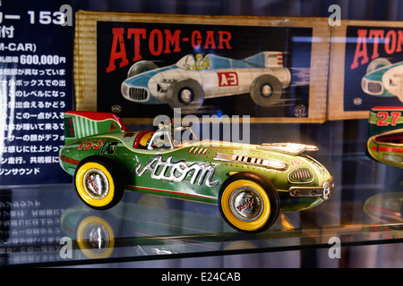 Collectible Retro Race Toy Cars Anime Characters In Tokyo Japan