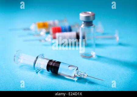 Vaccine - Stock Photo