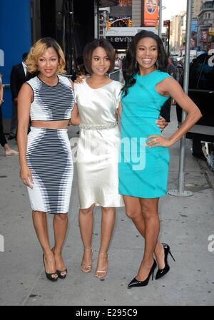Meagan Good, Regina Hall and Gabrielle Union. \