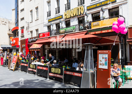 Chiquito Mexican Restaurant Leicester Square