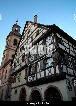 France, Alsace, feature : Felder's Alsace - Stock Photo