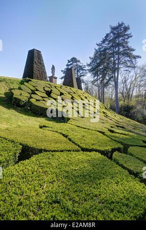 France yvelines parc naturel de la haute vallee de for Parc naturel yvelines
