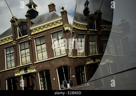 Ijlst. Friesland province. Fryslan. Netherlands. Holland. Frisia, Holanda. Stock Photo