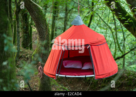 France Cotes du0027Armor Tremargat based recreational area with unusual accommodation tents & France Cotes du0027Armor Tremargat based recreational area with ...