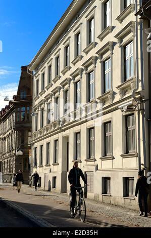 Sweden Vastra Gotaland Goteborg (Gothenburg) Haga district - Stock Photo