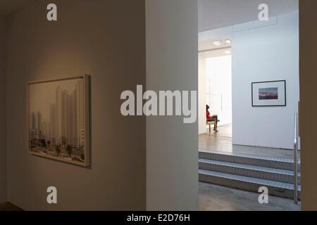 United Kingdom Scotland Edinburgh listed as World Heritage by UNESCO Stills Gallery art Gallery - Stock Photo
