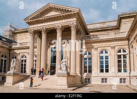 France, Paris, Heritage Days 2013, the National Assembly - Stock Photo