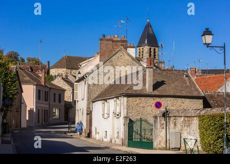 France yvelines valley of chevreuse dampierre en for Chateau des yvelines