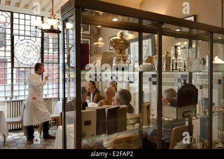 Rue De La Bourse Lyon Restaurant