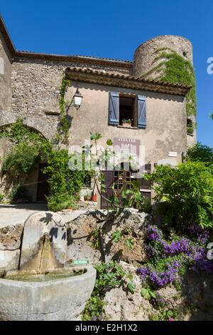 France var tourtour labeled les plus beaux villages de - Les plus beau village du var ...