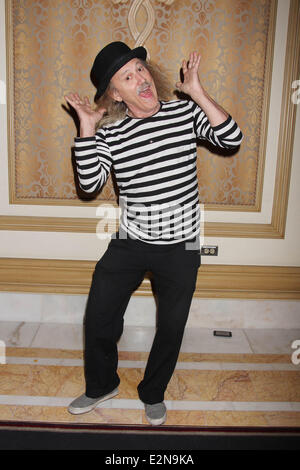 Canon USA 14th Annual Benefit Fundraiser at the Bellagio Hotel and Casino  Featuring: Gallagher Where: Las Vegas, - Stock Photo