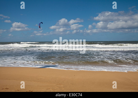 Barking Sands Beach, Kauai, Hawaii - Stock Photo