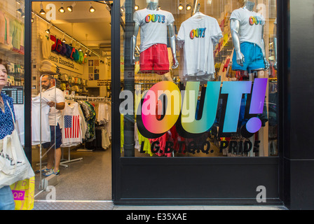 Queer clothing stores