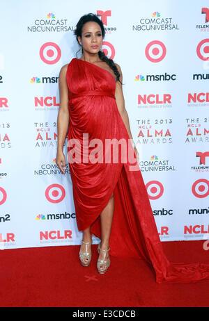 The 2013 NCLR ALMA Awards  Featuring: Dania Ramirez Where: Pasadena, California, United States When: 27 Sep 2013 - Stock Photo