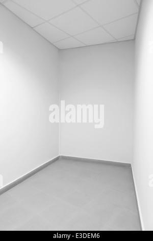 empty room, shooting right - Stock Photo