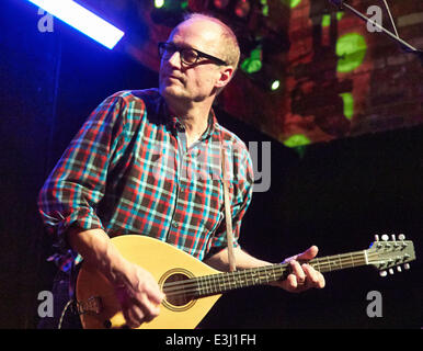 Adrian Edmondson and his band The Bad Shepherds performing at The Brook  Featuring: Adrian Edmondson Where: Southampton, - Stock Photo