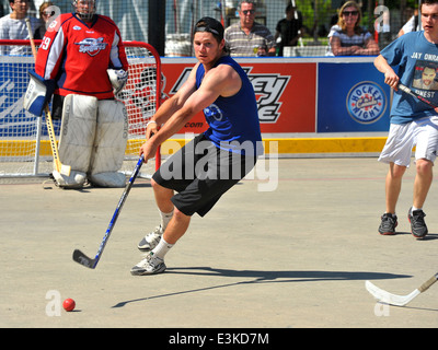 Welcome to Tag Hockey