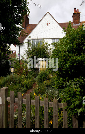 Arts And Crafts Period Houses In Letchworth The World S